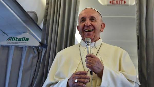 Viaggio di Papa Francesco. I telegrammi ai paesi sorvolati