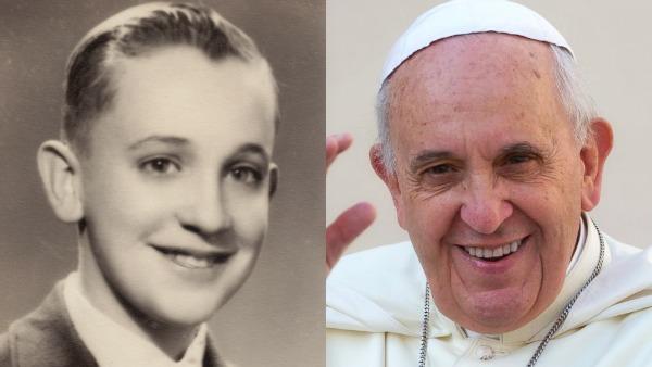 Una traumatica esperienza di papa Francesco nell'infanzia, chiave della cultura dell'incontro