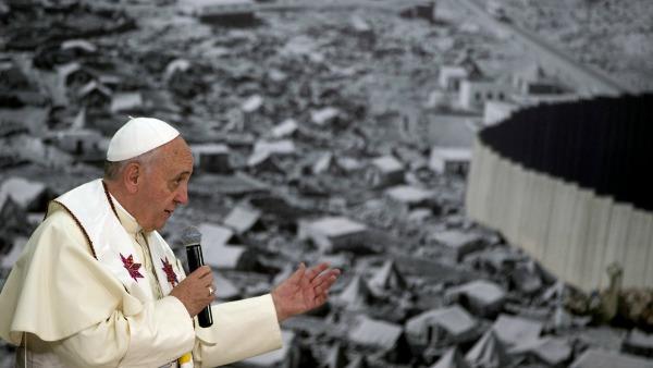 Papa Francesco: indegno che in Medio Oriente le persone contino meno del petrolio