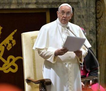 Papa Francesco alle Pom: Missione, massima sfida. No efficientismo