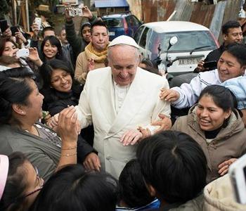 Papa Francesco: La povertà cristiana non è ideologia, è al centro del Vangelo