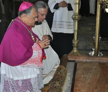 Il Corpus Domini al Santo Sepolcro: Manna Celeste per il nostro deserto!