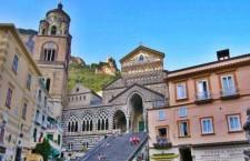 Amalfi, nel Duomo il centro televisivo cattedrale