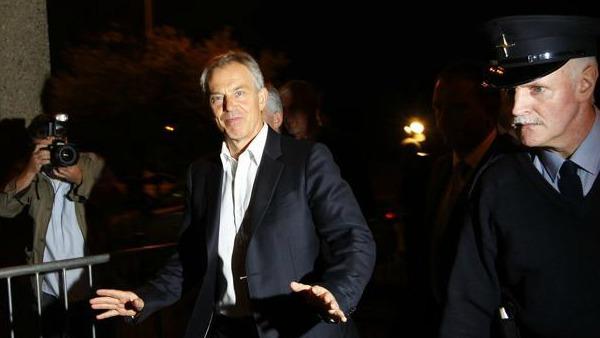 Tony Blair chiede 380 euro al secondo per un discorso contro la fame