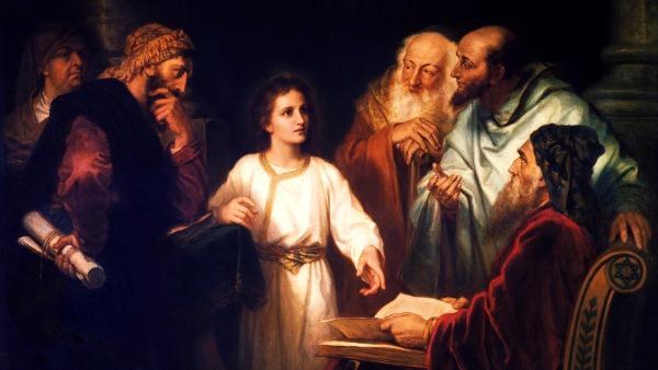 #Vangelo: Tuo padre e io, angosciati, ti cercavamo.