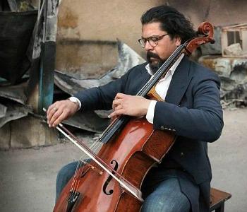 Baghdad, contro l'orrore il violoncello di Wasfi