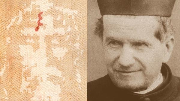 Don Bosco e i salesiani, amore per la Sindone
