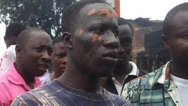 La preghiera del Papa per le vittime dell'incendio in Ghana