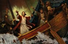 Vangelo (4 Luglio) Si alzò, minacciò i venti e il mare e ci fu grande bonaccia