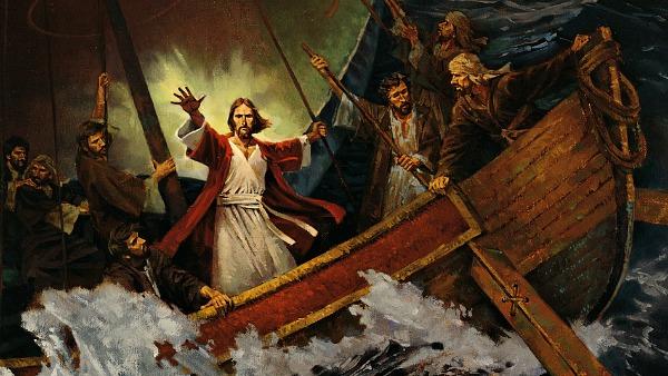 #Vangelo: Avvenne nel mare un grande sconvolgimento