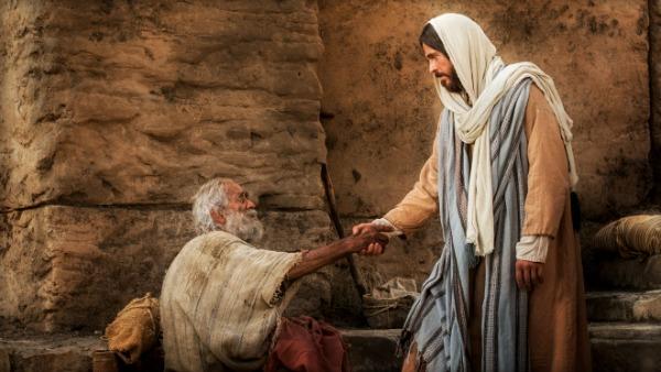 #Vangelo: Se vuoi, puoi purificarmi.