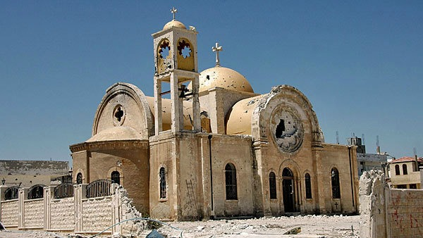 Siria, il testimone: ho visto i musulmani portare in salvo le croci
