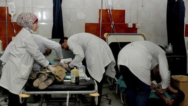 Esplosioni in ospedale in Siria, almeno 25 morti, anche bimbi
