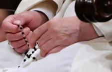 Ogni giorno una Lode a Maria – 19 Ottobre- Il Rosario con Papa Francesco