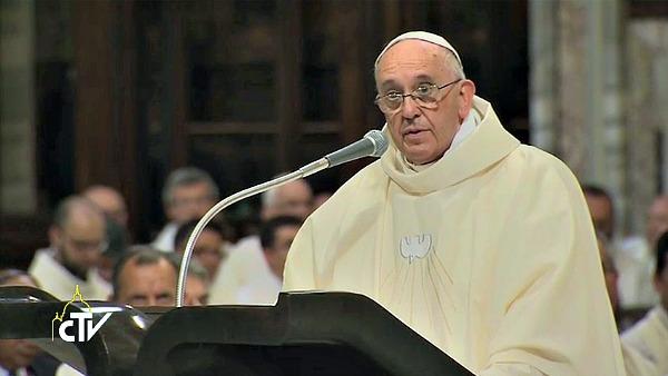 Papa Francesco: sperimentiamo la tenerezza di Dio per noi stessi