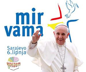 Speciale Papaboys: Papa Francesco a Sarajevo 6 giugno 2015