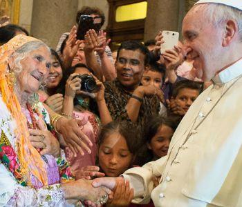 Il Papa: i volontari siano generosi nel servire i più bisognosi