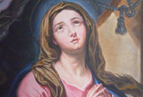 Ogni Giorno Una Lode a Maria, 22 Luglio 2021: Maria Avvocata nostra, prega per noi