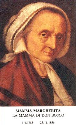 Preghiera per chiedere grazie a Mamma Margherita (la mamma di don Bosco)
