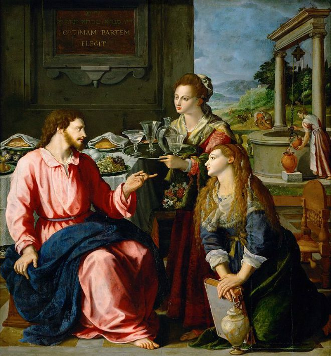 I Santi di oggi – 29 luglio Santa Marta di Betania