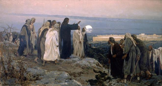 #Vangelo: Fino agli inferi precipiterai!