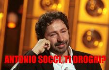 La falsità di Antonio Socci, scribacchino strumentalizzato che ha perso la 'barra'