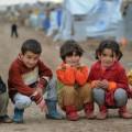 la preghiera dei bambini per la pace, nell'Iraq di sangue e violenze
