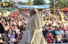 Papa Francesco a Bañado Norte: una fede non solidale o è debole, o è malata o è morta…