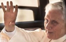 Il Papa emerito Benedetto XVI ringrazia Castel Gandolfo