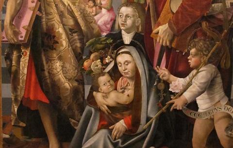 Ogni Giorno Una Lode a Maria, 12 Luglio 2021. Madonna della Pergola, prega per noi