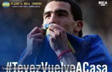 Il calciatore Tevez ha chiesto ai tifosi del Boca cibo per i poveri