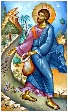 #Vangelo: Colui che ascolta la Parola e la comprende, questi dà frutto.