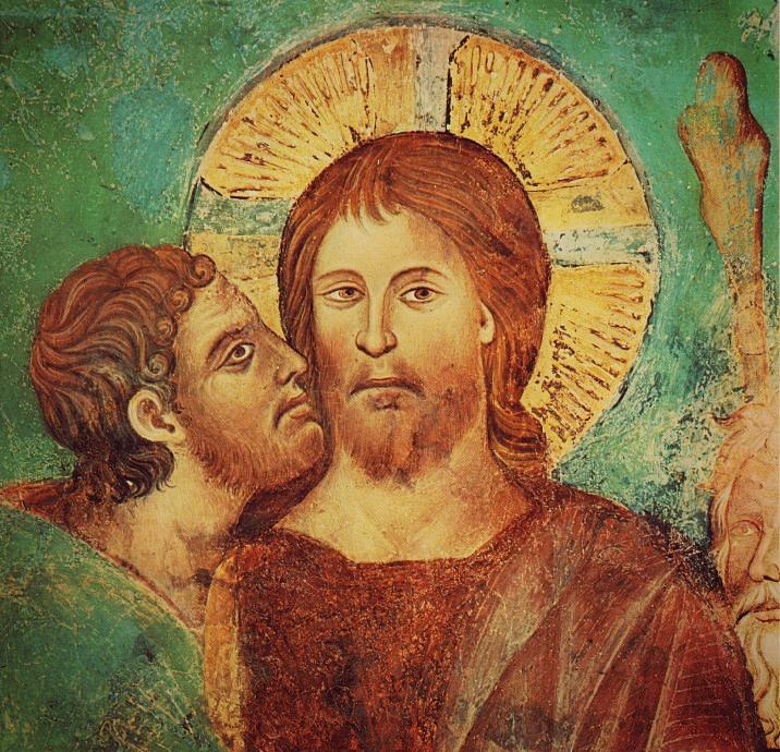 #Vangelo: Giuda l'Iscariota, colui che poi lo tradì