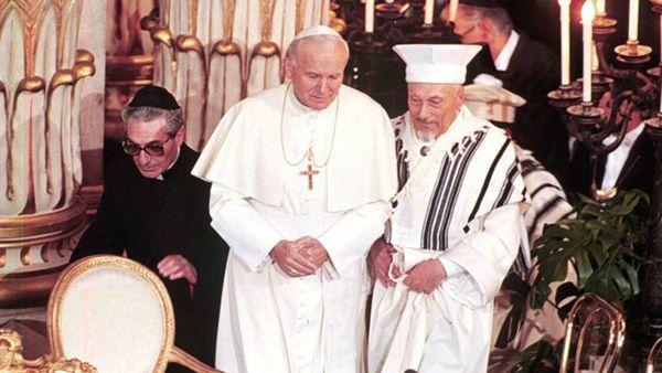 Vaticano. Mostra su Giovanni Paolo II e gli ebrei: Una benedizione reciproca