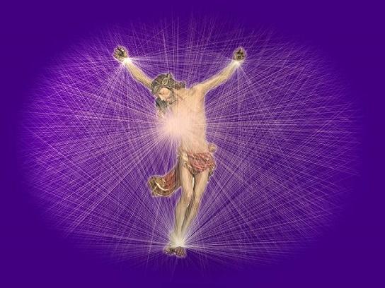 Gesù raggi