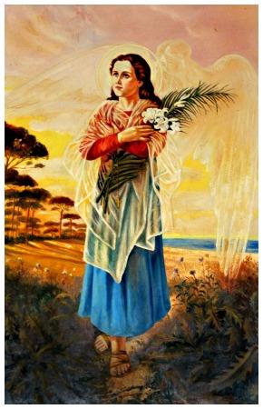I Santi di oggi – 6 luglio Santa Maria Goretti Vergine e martire
