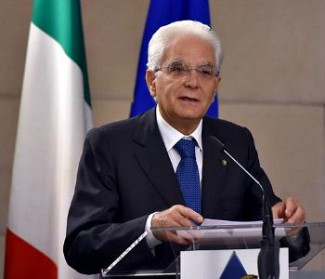 Mattarella: Italia in prima linea contro il terrorismo