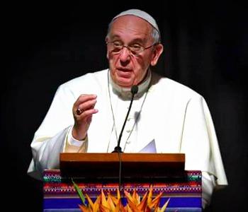 Papa Francesco ai Movimenti Popolari: bisogna mettere l'economia al servizio dei popoli