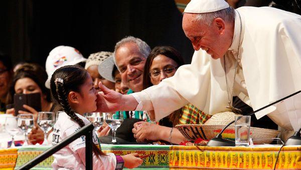 Continuano a suscitare commenti in tutto il mondo le parole di Papa Francesco in America Latina