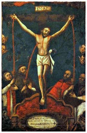 Lo sapevi che il mese di luglio è dedicato al Preziosissimo Sangue di Gesù?
