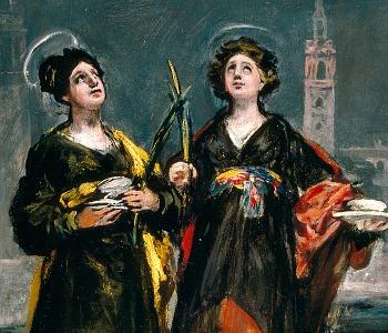 I Santi di oggi – 10 luglio Sante Rufina e Seconda Martiri di Roma