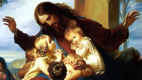 #Vangelo: Hai nascosto queste cose ai sapienti e le hai rivelate ai piccoli.