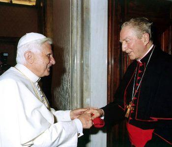 Martini, la rinuncia di Benedetto e il conclave 2005
