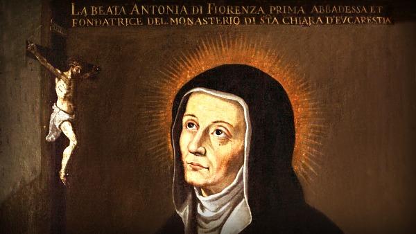 L'urna della Beata Antonia rientra nel suo Monastero e nella sua terra