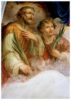 I Santi di oggi – 27 luglio Santi Nazario e Celso Martiri