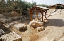 Il luogo del battesimo di Gesù è patrimonio Unesco. Al di là del Giordano