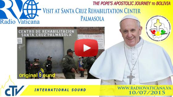 Visita al Centro di Rieducazione Santa Cruz – Palmasola