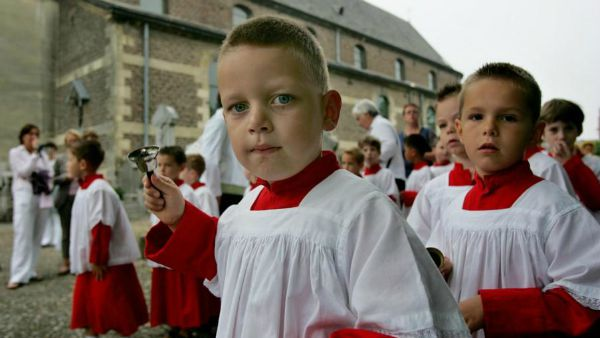 Tremila chierichetti dal Papa