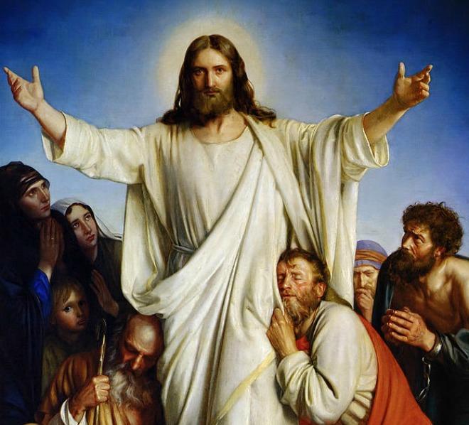 #Vangelo: Io sono mite e umile di cuore.