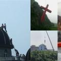 Wenzhou: Vescovo 90enne e 26 preti manifestano contro la demolizione delle croci